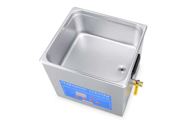 10L Dual Frequency Lab Equipment Ultrasonic Cleaner