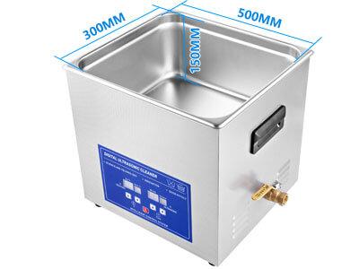 15l Ultrasonic Cleaner Bath for Dental Instruments