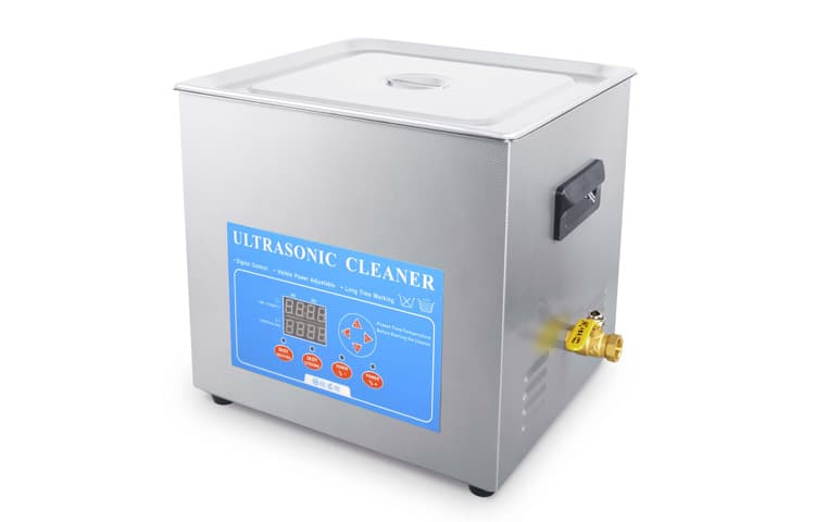 15L Variable Power Heated Ultrasonic Water Bath