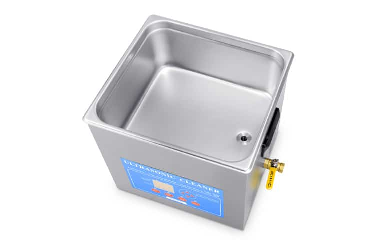 Stainless Steel Ultrasonic Bath