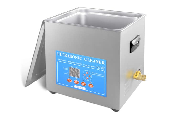 genuine dual frequency ultrasonic cleaner