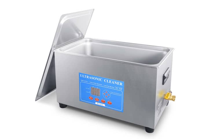 Lab Ultrasonic Cleaner with Stainless Steel Ultrasonic Bath