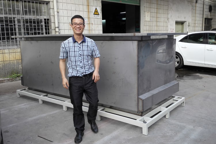 Large Industrial Ultrasonic Bath