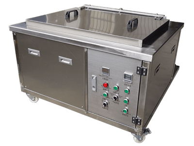 Industrial Ultrasonic Parts Cleaner with Large Ultrasonic Cleaning Tank
