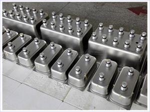 Ultrasonic Bath with Transducers