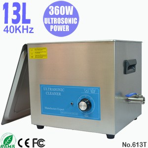 613T 13L Small Parts Washer Ultrasonic Washing Machine