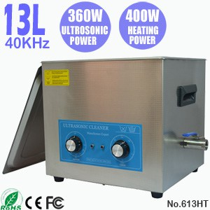 613HT 13L Small Industrial Ultrasonic Cleaner Machine