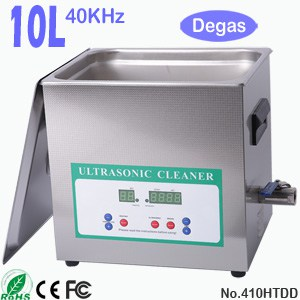 410HTDD 10L Ultrasonic Bath with Degas for Laboratory
