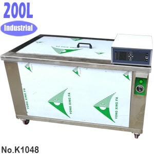 200L Ultrasound Vibration Industrial Ultrasonic Washing Machine