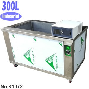 300L Large Industrial Ultrasonic Cleaning Tanks Cleaner For Sale
