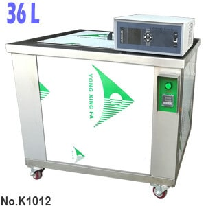 K1012 36L Industrial Sonicator Bath Ultrasonic Cleaner Machine