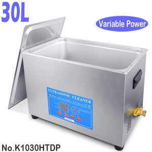 30L Power Adjustable Ultrasonic Bath Cleaner
