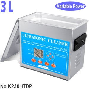 3L Ultrawave Digital Pro Ultrasonic Cleaner Sonicator Bath