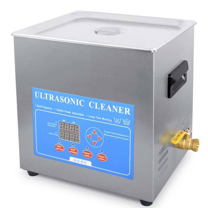 Frequency Ultrasonic Cleaner : K htds l variable frequency laboratory ultrasonic