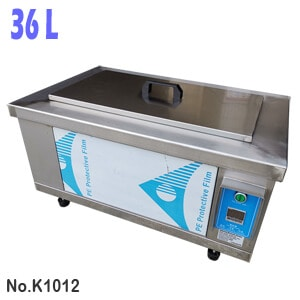 Industrial Benchtop Ultrasonic Cleaner 36L Cleaning Tank