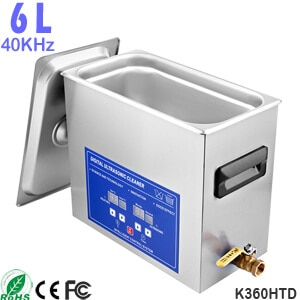 6L Carburetor Ultrasonic Cleaner